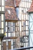 Historic half-timbered house Royalty Free Stock Photos