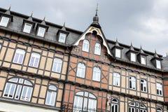 Historic half-timbered house Royalty Free Stock Photo