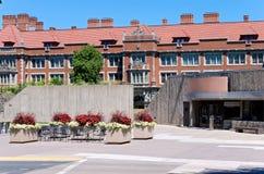 Historic Hall at University of Minnesota Royalty Free Stock Image