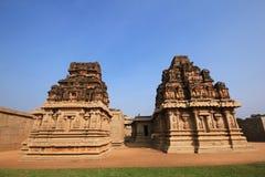 Historic Hampi Vittala Temple in India Royalty Free Stock Image