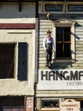 Historic Hangmans Tree, Placerville, California Royalty Free Stock Images