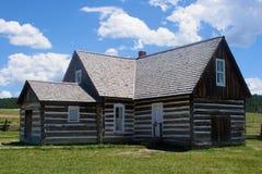 Historic Home Stock Image