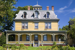 Historic Home Royalty Free Stock Photo