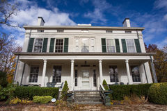 Historic Home Deepwells Farms Stock Photography