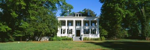 Historic home in Madison. Georgia Royalty Free Stock Photos