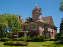Historic Home Stock Image