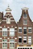 Historic Homes, Amsterdam, The Netherlands. Stock Photo