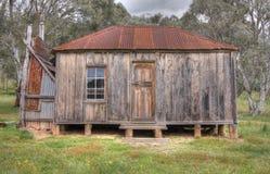 Historic Homestead stock photo
