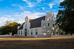 Historic homestead in South Africa Royalty Free Stock Images