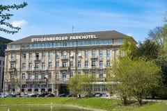 Steigenberger Parkhotel, Dusseldorf stock images