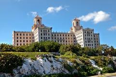 The historic Hotel Nacional de Cuba Havana. Havana, Cuba - December 11, 2016: The historic Hotel Nacional de Cuba Havana Stock Photos