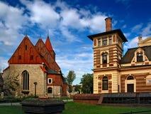 Historic house Royalty Free Stock Image