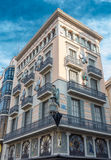 Casa Bruno Cuadros (House of Umbrellas). Royalty Free Stock Photo