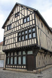 Historic house in Chalons-en-Champagne Stock Photos