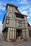 Historic house in Chalons-en-Champagne Stock Photography