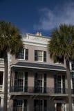Historic house in Charleston Stock Photos