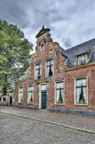 Historic House in Groningen Stock Photo