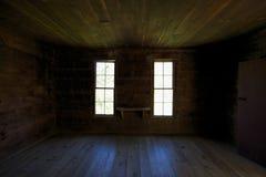 Historic House Interior Cades Cove Tennessee USA Stock Photos