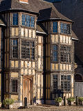 Historic House in Shrewsbury, England Royalty Free Stock Images