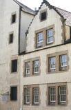 Historic houses in Edinburgh Stock Image