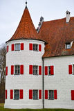 Historic hunting lodge Grunau Royalty Free Stock Photography