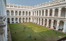 Historic Indian museum gothic architectural building at Kolkata, India Stock Photography