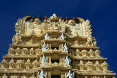 Historic Indian temple Stock Photography