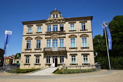 Historic Industry and Trade Chamber in Würzburg, Germany Stock Photography