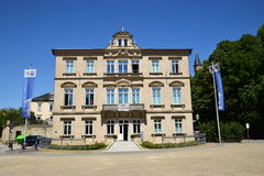 Historic Industry and Trade Chamber in Würzburg, Germany Stock Images