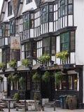 Historic Inn Royalty Free Stock Photos