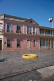 Historic Iquique stock photography
