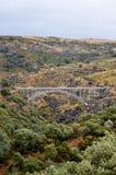 Historic iron bridge Stock Image