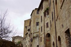 A historic Italian city Royalty Free Stock Image