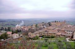 A historic Italian city Stock Images