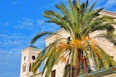 Historic Joppa Israel. Downtown Historic Joppa a port city near Tel Aviv Israel Stock Photography