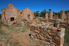 Historic Kanyaka Homestead Royalty Free Stock Photo