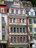 Historic Karlovy Vary, Czech Republic Royalty Free Stock Photo