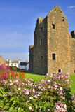 Historic Kirkcudbright Stock Photography