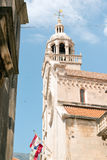 Historic Korcula Royalty Free Stock Image