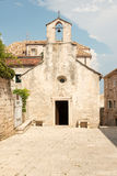 Historic Korcula Stock Photography
