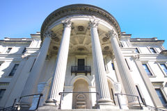 Historic Landmark Vanderbilt Mansion Royalty Free Stock Image
