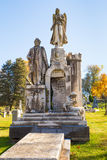 Historic Laurel Hill Cemetery Philadelphia PA Stock Photography