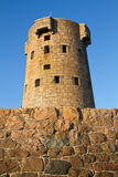 Historic Le Hocq Tower, Jersey, UK Royalty Free Stock Images