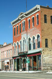 Historic Leadville, Colorado Royalty Free Stock Image