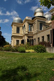 Historic Leiden Astronomical Observatory Royalty Free Stock Images