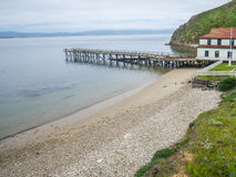 Historic Lifeboat Station, Point Reyes, California Stock Photo