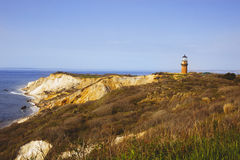 Historic Lighthouse Royalty Free Stock Photos