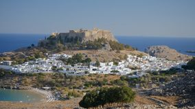 Historic Lindos on Rhodes