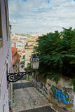 Historic Lisbon, Portugal Stock Photography