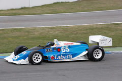 Historic Lola T8900 Indycar Stock Image